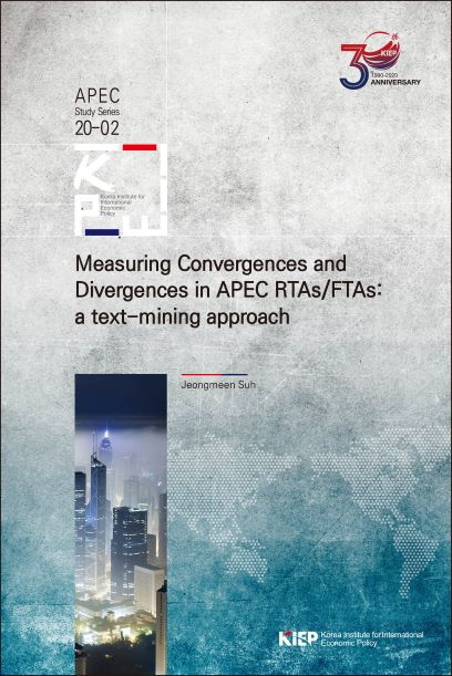 Measuring Convergences and Divergences in APEC RTAs/FTAs: a text-mining approach